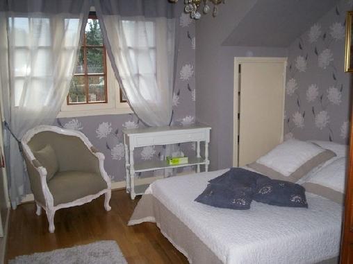 Les Magnolias, Chambres d`Hôtes Vaux Le Penil (77)