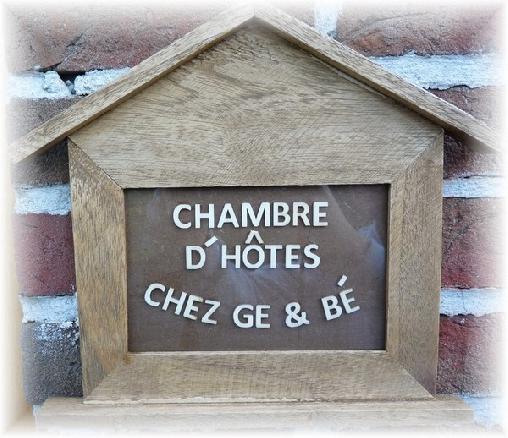 Chez Ge et Bé, Chambres d`Hôtes Hérin (59)