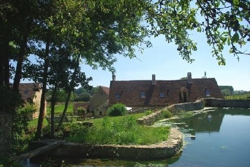 Moulin de Champ-Bruneau, Chambres d`Hôtes Appenai-sous-Bellême (61)