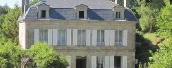 Gästezimmer Domaine de Chamboux Le Château