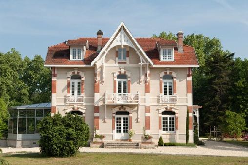 La Grande Maison, Chambres d`Hôtes Moustey (40)