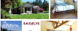 Bed and breakfast Baudelys