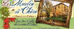 Chambre d'hotes Le Moulin de Chère