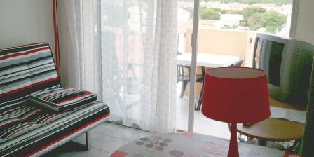 Gite Gîte Galindo Jean > Appartement T2 Avec Vue Sur Mer à 80 M De La Plage, Gîtes Saint Cyprien Plage (66)