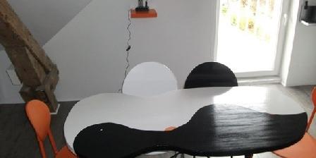 Yin Loft Gîte Design Yin Loft Gîte Design, Chambres d`Hôtes Sainte Gemme Moronval (28)