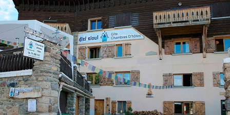 Disi Sioul Disi Sioul, Chambres d`Hôtes Targasonne (66)