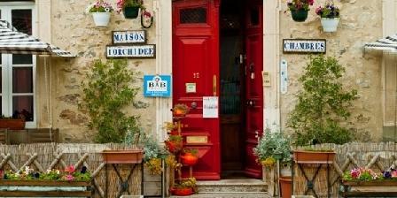 Maison L'Orchidée Maison L'Orchidée, Chambres d`Hôtes Saint Hilaire (11)