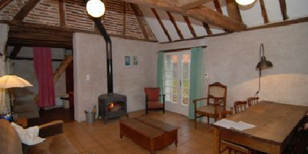 Chambre d'hotes La Grande Grue > La Grande Grue, Chambres d`Hôtes Gannay Sur Loire (03)