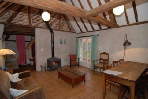 Chambre d'hote Allier - La Grande Grue, Chambres d`Hôtes Gannay Sur Loire (03)