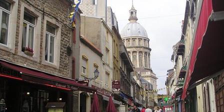 Gite Gite de La Haute Ville > Gite de La Haute Ville, Gîtes Boulogne Sur Mer (62)