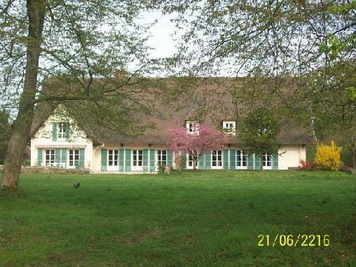 Chambres D'Hotes De La Motte, Chambres d`Hôtes Epervans (71)