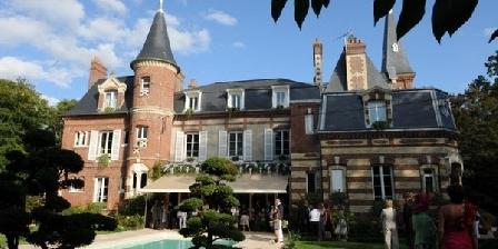Chateau La Perelle Chateau La Perelle, Chambres d`Hôtes Campigny (27)