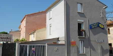 Chez Marc Chambres D'Hotes Chez Marc, Chambres d`Hôtes Sainte Marie La Mer (66)