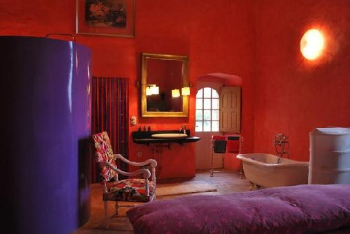 Chambre d'hote Maine-et-Loire - Manoir de La Malle Demeure, Chambres d`Hôtes Champigné (49)
