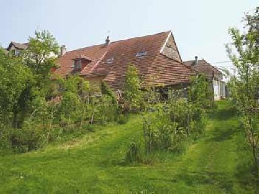 Les Jardins de Fraîche Comté, Chambres d`Hôtes Roset Fluans (25)