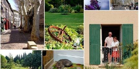 Chambre d'hotes Bonsejour > Bonsejour, Chambres d`Hôtes Sarrians (84)