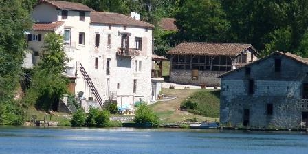 Moulin de Rigoulières Moulin de Rigoulières, Chambres d`Hôtes St Sylvestre Sur Lot (47)