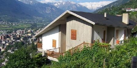 Gîte Corrado Trussoni Appartements à Louer - Val D'aoste, Gîtes Sarre (11)