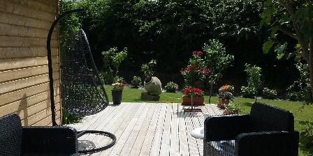 Chambre du Pommier Beau La terrasse