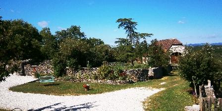 Domaine Bardou Domaine Bardou, Chambre d`Hôtes Gramat (46)