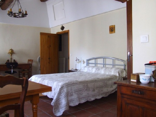 Chambre d'hote Gard - La Pouzaraque, Chambres d`Hôtes Villeneuve Les Avignon (30)