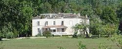 Gästezimmer Domaine de Lamothe