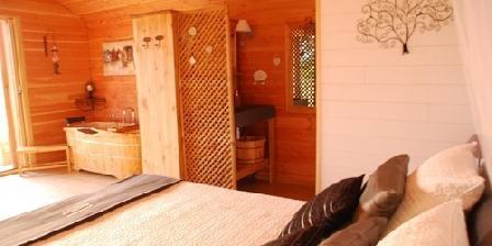 La Bourousais Cabane Perchée La Bourousais, Chambres d`Hôtes Maure De Bretagne (35)