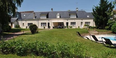 St Hubert St Hubert, Chambres d`Hôtes Saunay (37)
