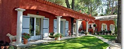 Bed and breakfast La Bastide des Pins
