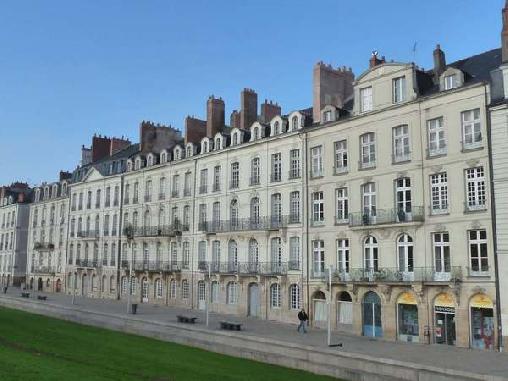 Les Armateurs, Gîtes Nantes (44)