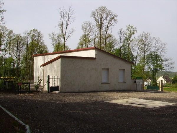 Le parc du bois marie une chambre d 39 hotes dans l 39 eure for Chambre d hote haute normandie