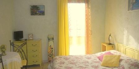 Les Mimosas Les Mimosas, Chambres d`Hôtes Menton (06)
