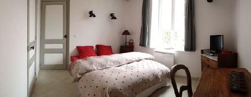 Chambre d'hote Ain - La Terrasse de L'Ain, Chambres d`Hôtes Reyrieux (01)