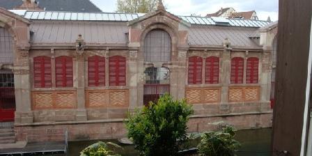 Gîte Anne Gstalter Gîte Haut de Gamme sur Les Quais de Colmar Avec Parking, Chambres d`Hôtes Colmar (68)