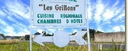 Chambre d'hotes Auberge Les Grillons