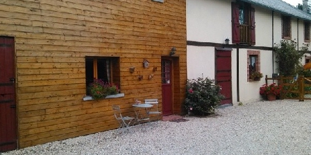 La Ferme St Michel  Chambres d'hotes de la ferme st michel region d'honfleur, Chambres d`Hôtes Quetteville (14)