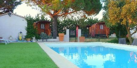 Gîtes du Grand Puits La piscine du Grandpuits
