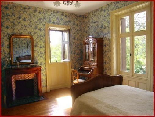 Les Niallières, Chambres d`Hôtes Ingrandes-sur-Vienne (86)