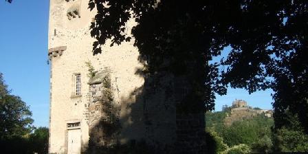 Château de Volhac Château de Volhac, Chambres d`Hôtes Coubon (43)