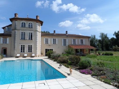 Chateau Sardac, Chambres d`Hôtes Salles Sur Garonne (31)