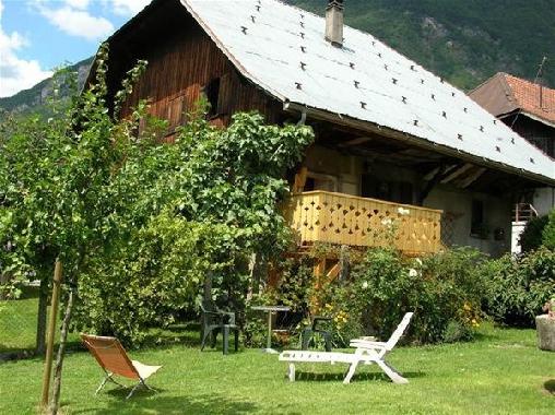 Chez marie une chambre d 39 hotes en savoie en rh ne alpes - Chambre d hote savoie bienvenue chez nous ...