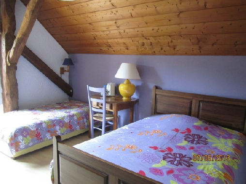 Chambres d 39 hotes savoie chez marie for Piscine ugine