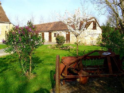 Chambre d'hote Sarthe - Les Volliers, Chambres d`Hôtes Fèrcé Sur Sarthe (72)