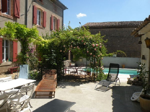 La Vigneronne à deux pas de Carcassonne, Chambres d`Hôtes Capendu (11)