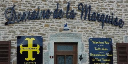 Domaine de La Marquise Domaine de La Marquise, Chambres d`Hôtes Pupillin (39)