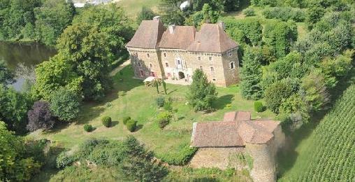 Chambre d'hote Dordogne - Château de Frugie, Chambres d`Hôtes Saint-Pierre De Frugie (24)