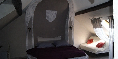 La Briarde Medievale La Briarde Medievale, Chambres d`Hôtes Chatres (77)