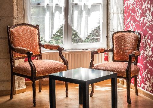 Chambre d'hote Indre-et-Loire - Suite familiale Rose