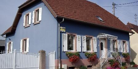 Gîte-Halmer La maison
