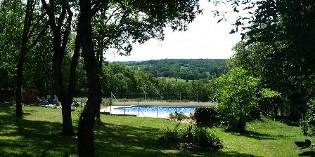 La Chêneraie La Chêneraie, Chambres d`Hôtes Payrac (46), La piscine